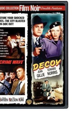 Постер фильма Волна преступности (1953)