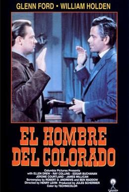 Постер фильма Человек из Колорадо (1948)
