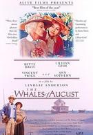 Августовские киты (1987)