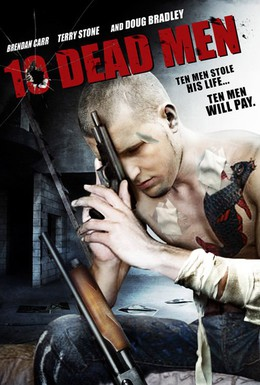 Постер фильма Десять мертвецов (2008)