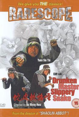 Постер фильма Сумасшедшее кунг-фу (1980)