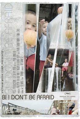Постер фильма Би, не бойся! (2010)