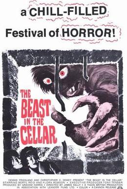 Постер фильма Зверь в подвале (1970)