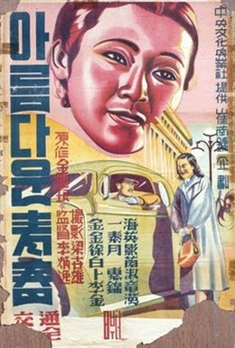 Постер фильма Весна на Корейском полуострове (1941)