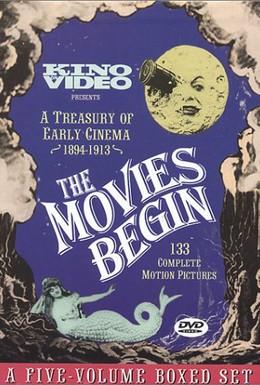 Постер фильма Али-Баба и сорок разбойников (1907)