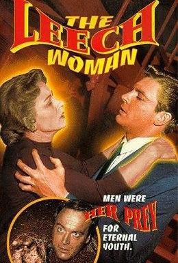 Постер фильма Женщина-пиявка (1960)