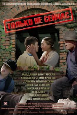 Постер фильма Только не сейчас (2010)