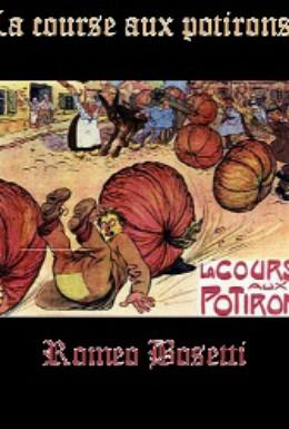 Постер фильма Погоня за тыквами (1908)