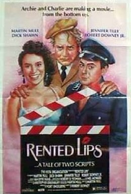 Постер фильма Губы напрокат (1988)