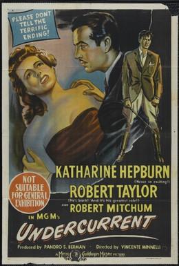 Постер фильма Подводное течение (1946)