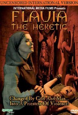 Постер фильма Флавия, мусульманская монахиня (1974)