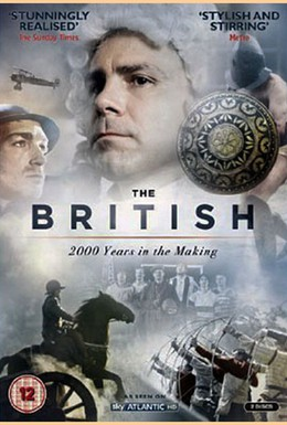 Постер фильма Британцы (2014)