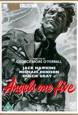 Постер фильма Ангелы один-пять (1952)