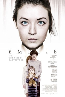 Постер фильма Эмили (2015)