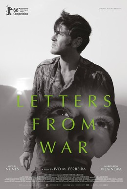 Постер фильма Военные письма (2016)