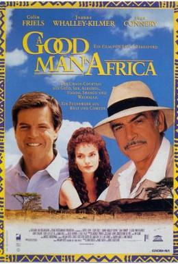 Постер фильма Хороший человек в Африке (1994)