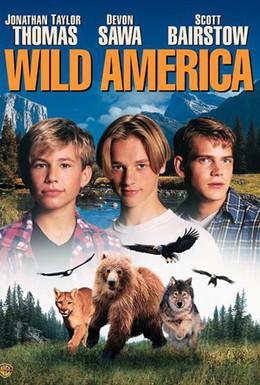 Постер фильма Дикая Америка (1997)