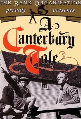 Постер фильма Кентерберийская история (1944)