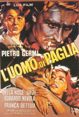 Постер фильма Бесхарактерный мужчина (1958)