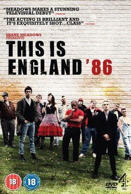 Постер фильма Это – Англия. Год 1986 (2010)