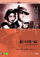Женщина-грабительница (1933)