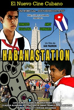 Постер фильма Станция Гавана (2011)