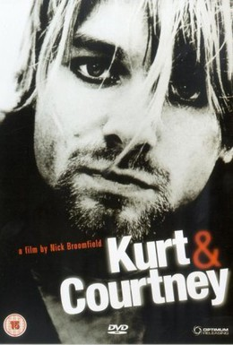 Постер фильма Курт и Кортни: Конец Нирваны (1998)
