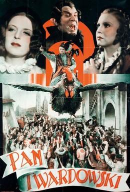 Постер фильма Пан Твардовский (1936)