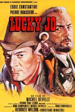 Постер фильма Счастливчик Джо (1964)