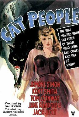 Постер фильма Люди-кошки (1942)
