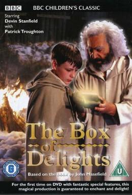 Постер фильма Волшебная шкатулка (1984)
