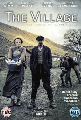 Постер фильма Деревня (2013)