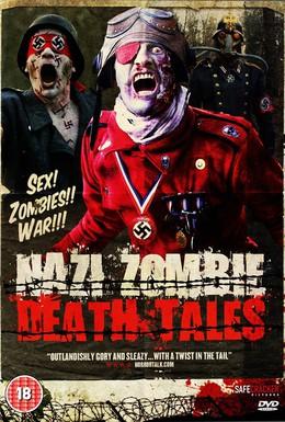 Постер фильма Зомби нацисты: Сказки мёртвых (2012)