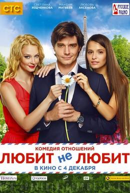 Постер фильма Любит не любит (2014)