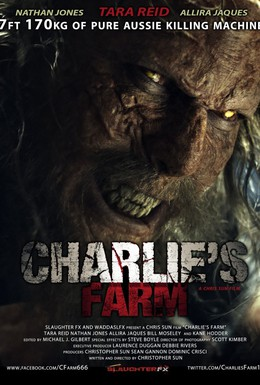 Постер фильма Ферма Чарли (2014)