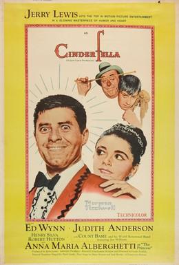 Постер фильма Золушок (1960)