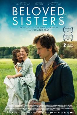 Постер фильма Возлюбленные сёстры (2014)