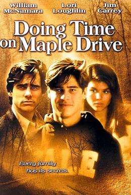 Постер фильма Жизнь на Мапл Драйв (1992)