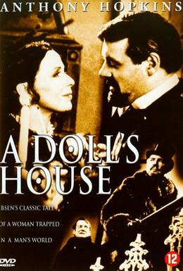 Постер фильма Кукольный дом (1973)