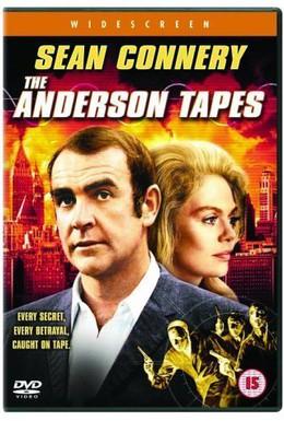 Постер фильма Пленки Андерсона (1971)