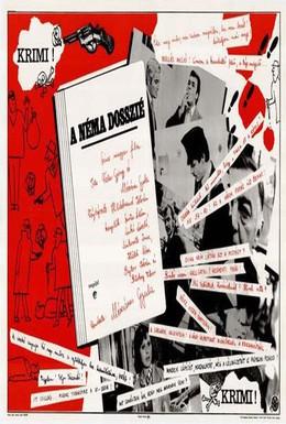 Постер фильма Немая папка (1978)