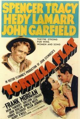Постер фильма Квартал Тортилья-Флэт (1942)
