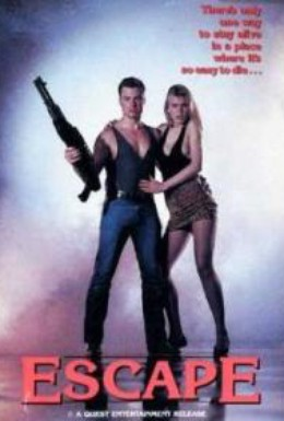 Постер фильма Побег (1989)