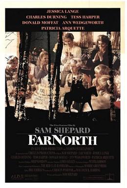 Постер фильма Далеко на севере (1988)