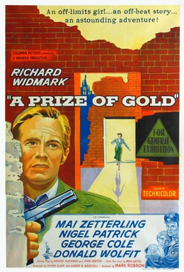 Постер фильма Золотой приз (1955)