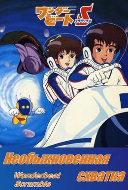 Постер фильма Необыкновенная схватка (1986)