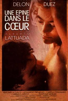 Постер фильма Игла в сердце (1986)
