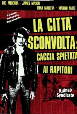 Постер фильма Шок в городе: Безжалостная охота на похитителей (1975)