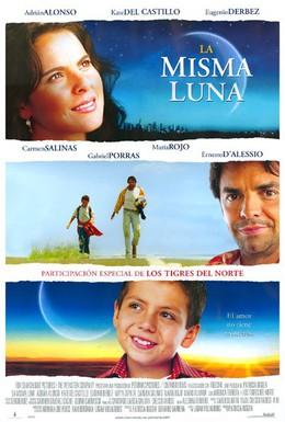 Постер фильма Под одной луной (2007)