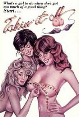 Постер фильма Снимайте с себя всё (1987)